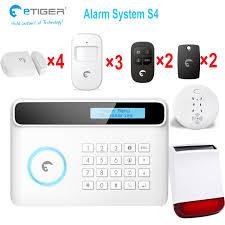 sans fil gsm système d alarme maison sans fil système d alarme de