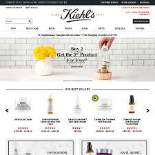 Buy 2, Get 1 Free @ Kiehl's Online + 10% Off - OzBargain