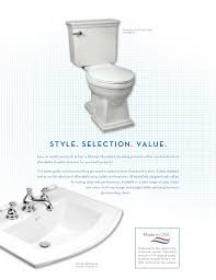 Mansfield Pedestal Sink 328 by Residential Products Catalog 121513 Final