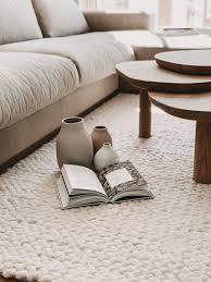 wohnzimmer in creme wohnzimmer weißer teppich wohnzimmer