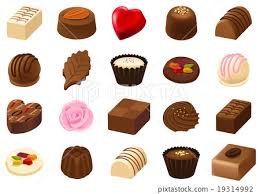 chocolate pastry confectionery