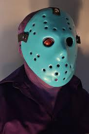 Jason Voorhees Pumpkin Stencil Free by 8 Bit Nes Jason Voorhees Bust Friday The 13th Glow Hockey