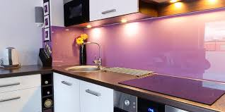 Glass Splashbacks For Kitchens Kitchen From OBrien