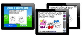 Coloring Book App Complete IOS Template