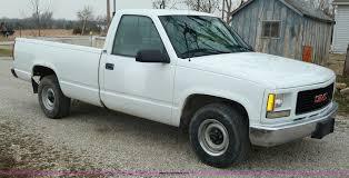 100 1996 Gmc Truck GMC Sierra C1500 Pickup Truck Item 1700 SOLD April