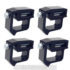 4pcs Truck Cap Clamps Camper Shell Mounting Clamps | EBay Luxury Truck Cap Camper 20 Youtube Eagle Cap Truck Bed Campers How Do You Guys Have Your Camper Shell Attached Tacoma World Leer 180 Pickup Camper Top Review El Camino Chevrolet Rare Truck Cap 360 Degrees Walk Are Fiberglass Caps Vagabond Shell Flat Lids And Work Shells In Springdale Ar Shells Covers Totally Trucks Custom 2017 Ford F150 Van