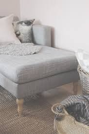 Karlstad Sofa Leg Height by Ikea Hack Karlstad Sofa With Stocksund Legs Cheep Touch Up By
