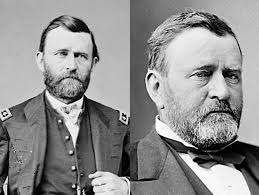 Ulysses S Grant Before 1865 And After 1879