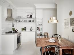White Traditional Kitchen Design Ideas by Appliances Scandinavian Kitchens Ideas Inspiration With