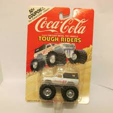Coca-Cola Tough Riders Die Cast Monster Truck 1 64 1991 | EBay 164 Diecast Toy Cars Tomica Isuzu Elf Cacola Truck Diecast Hunter Regular Cocacola Trucks Richard Opfer Auctioneering Inc Schmidt Collection Of Cacola Coca Cola Delivery Trucks Collection Xdersbrian Vintage Lego Ideas Product Shop A Metalcraft Toy Delivery Truck With Every Bottle Lledo Coke Soda Pop Beverage Packard Van Original Budgie Toys Crate Of Coca Cola Wanted 1947 Store 1998 Holiday Caravan Semi Mint In Box Limited