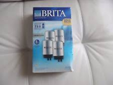 Brita Faucet Replacement Filter Chrome by 2 Brita Chrome On Tap Faucet Water Replacement Filter Fr 200 Fr200