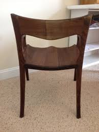 Maloof-Inspired Low Back Chair - The Wood Whisperer
