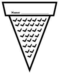 Ice Cream Cone Empty Creamne Clip Art 3