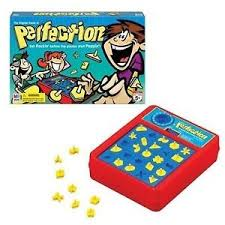 Image Is Loading Hasbro Perfection Board Game 25 Pieces