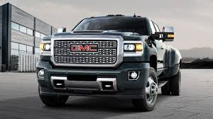 Choose Your 2019 GMC Sierra HD Heavy-Duty Pickup Truck