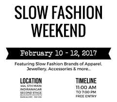 Slow Fashion Ethical Sustainable Confused Fairkonnect
