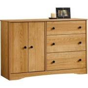 Ameriwood Media Dresser 37 Inch by Media Bedroom Chests