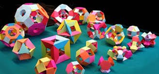 Bonus How To Make Your Own Paper Polyhedra Math Craft WonderHowTo