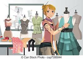 Compscanstockphoto Fashion Designer A