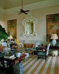 Rustic Tropical Interior Accents Via La Dolce Vita