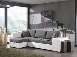 canapé d angle but gris et blanc canapé d angle en tissus but canapé idées de décoration de