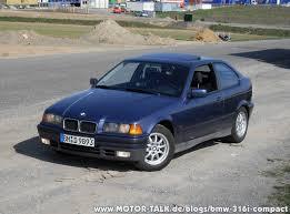 BMW 316i pact
