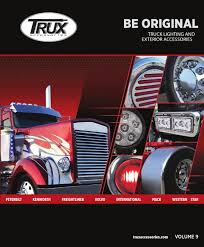 Trux Accessories Catalog V9 By Trux Accessories - Issuu Semi Truck 142 Full Fender Boss Style Stainless Steel Raneys American Simulator Peterbilt 379 Exhd More New Accsories Introduces Special Edition Model 389 News 124 377 Ae Ucktrailersaccsories 1 Vs John Deere Diesel Power Magazine Bumpers Including Freightliner Volvo Kenworth Kw Peterbilt Sunvisor Tsunp25 Parts And Fibertech Fiberglass Products 2001 Stock 806187 Hood Tpi 579 Edit Mod For Ats 365 367 Exterior