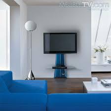 ghost design 1000 bleu de meliconi support tv mural meubletv