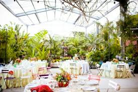 Botanical Gardens And Other Indoor Are Also Spectacular Places To Get Married Plus You Dont Have Worry About Rain