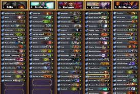 Top Decks Hearthstone September 2017 by Hearthstone News Rdu Beats Koyuki In Deck Wars S2 Finals All