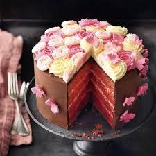 schokoladentorten velvet cake