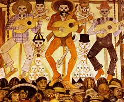 Famous Mexican Mural Artists by History Day Of The Dead Pescador Arte Ofrendas