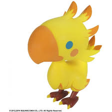 Final Fantasy Theatrhythm Curtain Call by Final Fantasy Static Arts Mini Figure Chocobo
