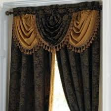 jcpenney drapes top medallion pack blackout grommettop curtain