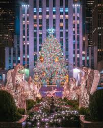 Rockefeller Center Christmas Tree Fun Facts by Rockefeller Center New York City Christmas Around The World