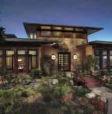 Prairie House Designs by Contemporary Craftsman Style Homes Blakes Contemporary