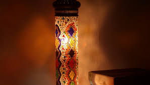 Pier One Mosaic Floor Lamp by Mosaic Floor Lamp Oregonuforeview Com