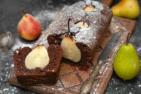 rezept für schokoladen birnen kuchen
