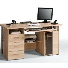 bureau chene clair bureau chene bureau chene bureau chane 3 tiroirs 2 tirettes camus