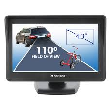 100 Backup Camera System For Trucks Xtreme Cables 43 In LCD By Xtreme Cables At