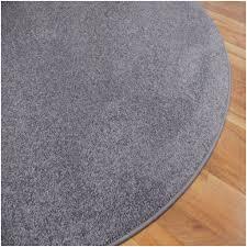elegante teppich rund grau hochflor teppich rund grau