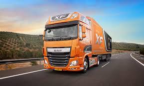 DAF Introduces New Euro 6 XF Product Range - DAF Trucks Limited