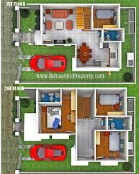 Building Floor Plan Colors Affordable Housing At Granville Subdivision Catalunan Pequeño