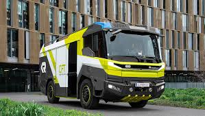 100 Volvo Truck Dealer Locator Penta To Develop Electric Driveline For Rosenbauer Fire Truck