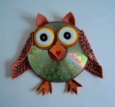 Best Out Of Waste Wonderful CD Decoration Ideas