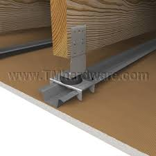 Resilient Channel Ceiling Home Depot by High Quality Metal Furring Hat Channel For Resilient Sound Clips