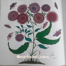 Review Secret Garden Adult Coloring Book