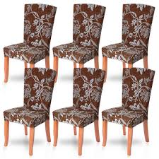 6Pcs Elastic Stretchable Spandex Chair Cover For Dining Room Home Party  Hotel Wedding Ceremony Removable Washable Chair Seat Protector Slipcover Coverking Saddle Blanket Customfit Seat Covers 2pcs Premium Fniture Armrest Cover Sofa Couch Chair Arm Protectors Stretchy Indigo Tucan Duvet Cover Chun Yi 2piece Stretch Jacquard Spandex Fabric Wing Back Wingback Armchair Slipcovers White Denim Shorts 6pcs Elastic Stretchable For Ding Room Home Party Hotel Wedding Ceremony Removable Washable Protector Slipcover Alexa Ii Slipcover Sofa Outdoor Patio Ikea Custom Maker Comfort Works How To Reupholster A Truck Avoid Getting Deepvein Thrombosis On Longhaul Flight Wear High Waisted Jeans With Pictures Wikihow