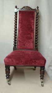 Mid Victorian Rosewood, High Back Chair. Vintage Edwardvictorian Era Red Velvet High Back Chair Spanish Revival Renaissance Antique Upholstered Chairs A Pair Adonis With Gold Crown Carved High Slim Back Single Chair Red Lvet Upholstery 128 Armen Living Mad Hatter Highback Gabrielle Grey Tub Dunelm Home Decor Of Queen Anne Arm Details About Chesterfield Flat Wing Modena Bordeaux 10 Best Armchairs The Ipdent Blog Collection Cheap Tufted Find Deals On