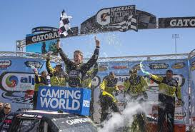 John Hunter Nemechek Wins Trucks Race At Martinsville | Sports ...